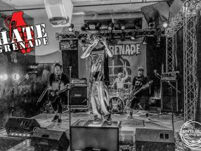 Chris Rider Photography - Hate Grenade 2019