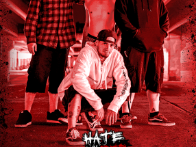 Hate Grenade embark on their 2021 fall tour.  'The Hate is in the RED' tour is coming to a city near you!