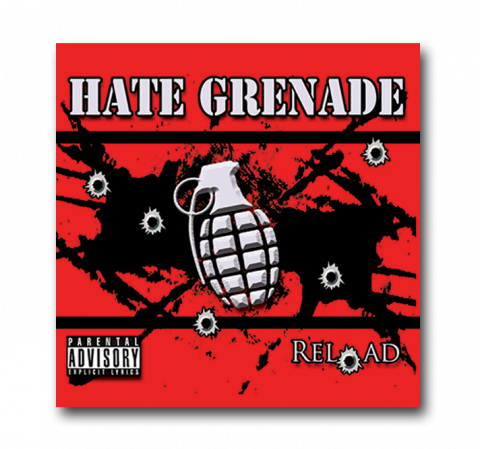 Hate Grenade - Reload EP (2014)