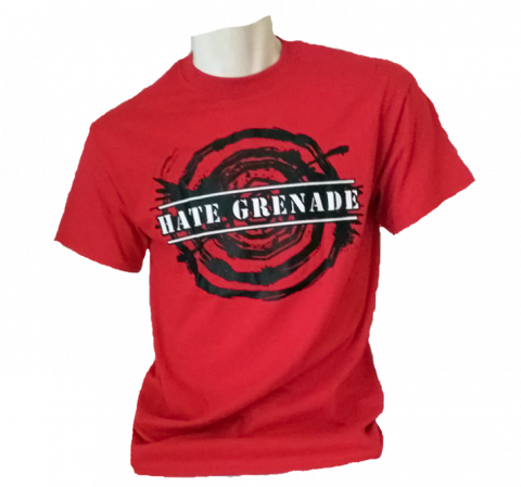 Hate Grenade - Ground Zero T-Shirt