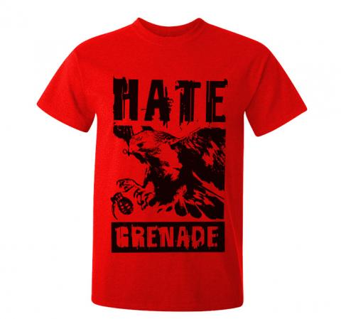 Hate Grenade - Special Delivery T-Shirt