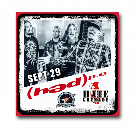 Sept 29 - Montage Music Hall - Rochester, NY | (HED)PE $17 - ALL AGES